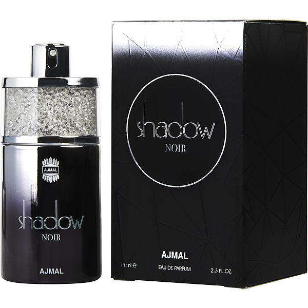 Shadow Noir for Women EDP - 75 mL (2.5oz) by Ajmal - Intense oud