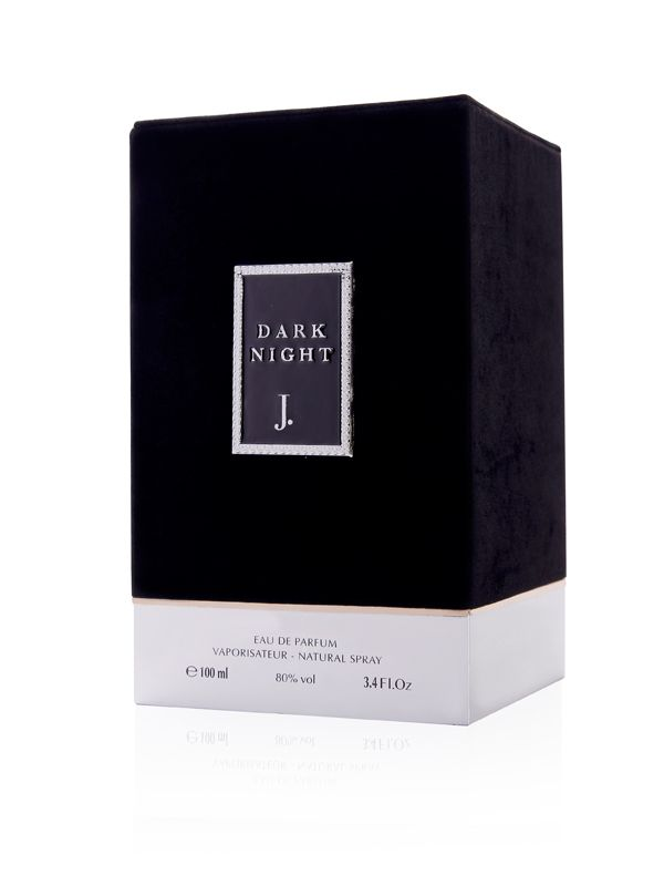 Dark Night for Men EDP- 100 ML (3.4 oz) by Junaid Jamshed - Intense oud