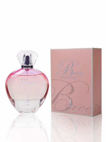 Breeze for Women EDP- 100 ML (3.4 oz) by Junaid Jamshed - Intense oud
