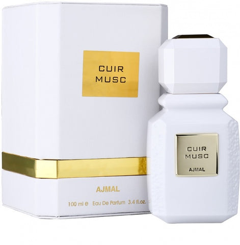 Cuir Musc EDP - 100 ML (3.4 oz) by Ajmal