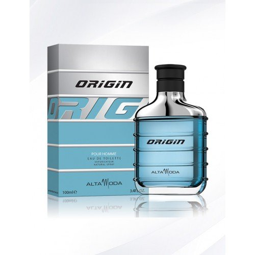 Origin for Men EDT- 100 ML (3.4 oz) by Alta Moda - Intense oud