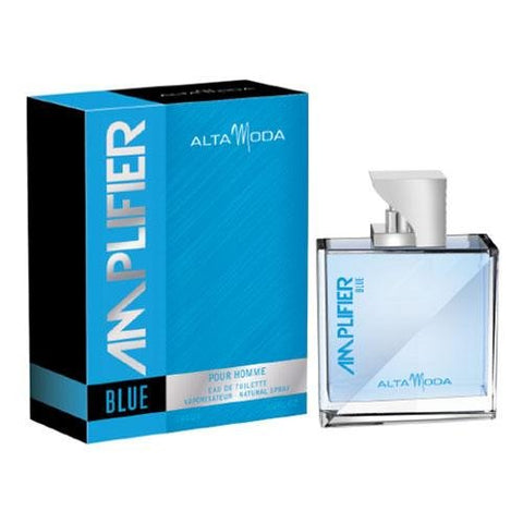 Amplifier (Blue) EDT- 100 ML (3.4 oz) by Alta Moda