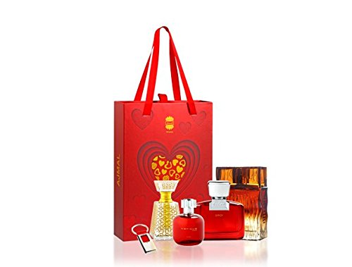 Amor Essence for Men Gift Set by Ajmal - Intense oud