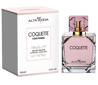 Coquette for Women EDT 90 ML (3.0 oz) by Alta Moda - Intense oud