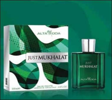 Just Mukhalat EDT- 100 ML (3.4 oz) by Alta Moda