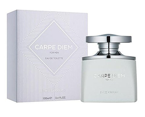 Carpe Diem for Men EDT- 100 ML (3.4 oz) by Swiss Arabian