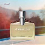 Ambition for Men EDP with DEO - 70 ML with 150 ML (2.4 oz and 5.0 oz) by Rasasi - Intense oud