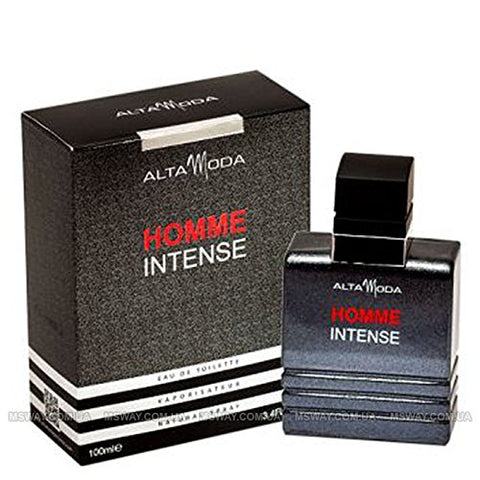 Homme Intense For Men EDT- 100 ML (3.4 oz) by Alta Moda