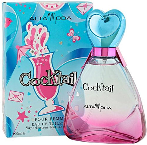 Cocktail for Women EDT- 100 ML (3.4 oz) by Alta Moda