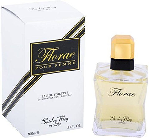 Florae for Women EDT- 100 ML (3.4 oz) by Shirley May
