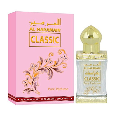 Classic Perfume Oil - 15 ML (0.5 oz) by Al Haramain