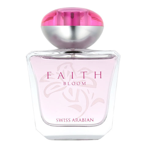 Faith Bloom for Women EDP- 100 ML (3.4 oz) by Swiss Arabian