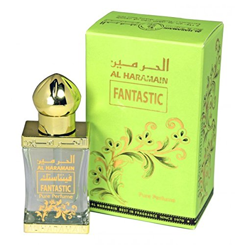 Fantastic Perfume Oil - 15 ML (0.5 oz) by Al Haramain