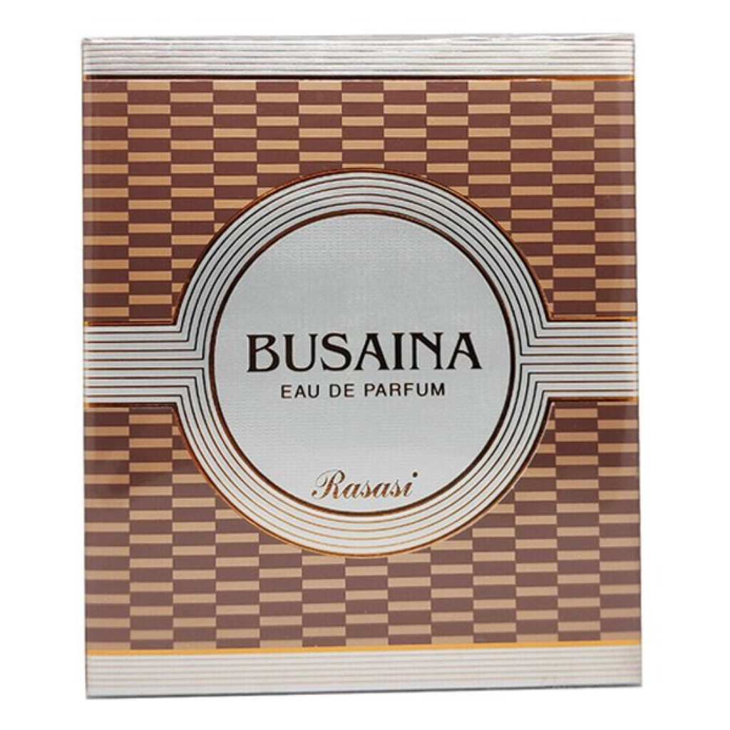 Busaina for Women EDP - 50 ml (1.7 oz) by Rasasi - Intense oud