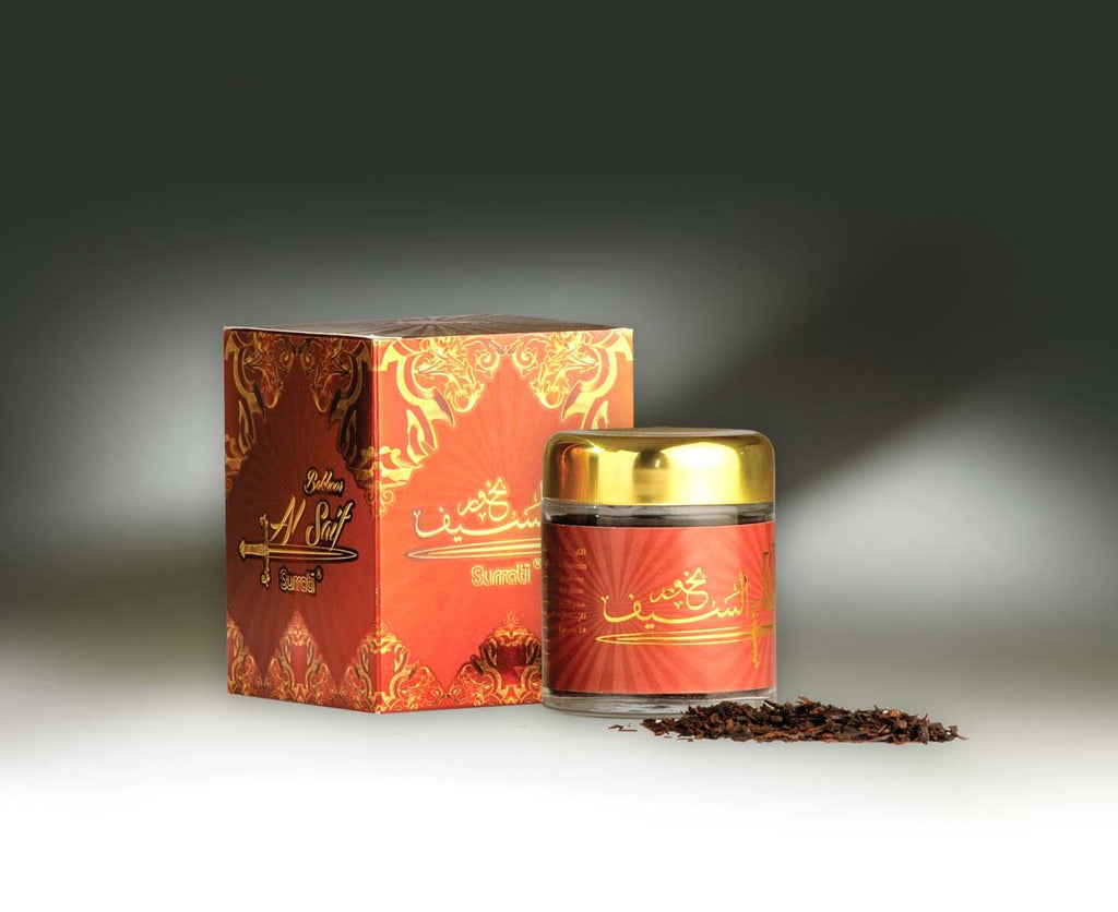 Bakhoor Al saif - 45 GM (1.6 oz) by Surrati - Intense oud