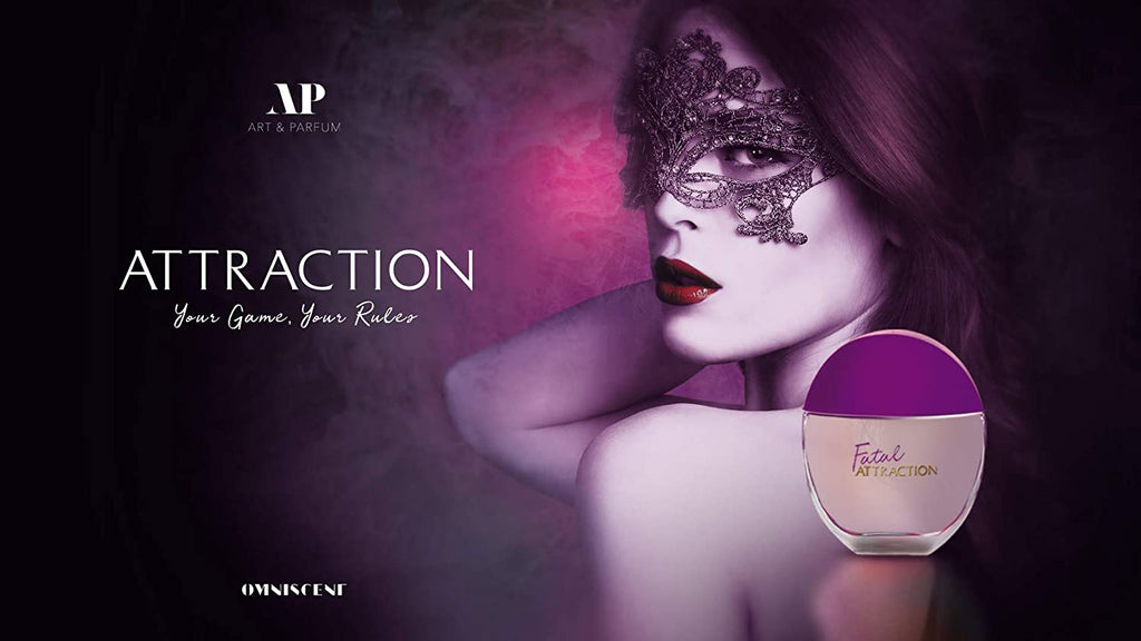 Fatal Attraction Women - 100 ML (3.4 oz) by Art & Parfum - Intense oud