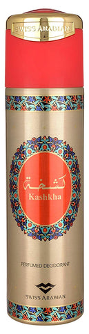 Kashkha Deodorant - 200 ML (6.8 oz) by Swiss Arabian