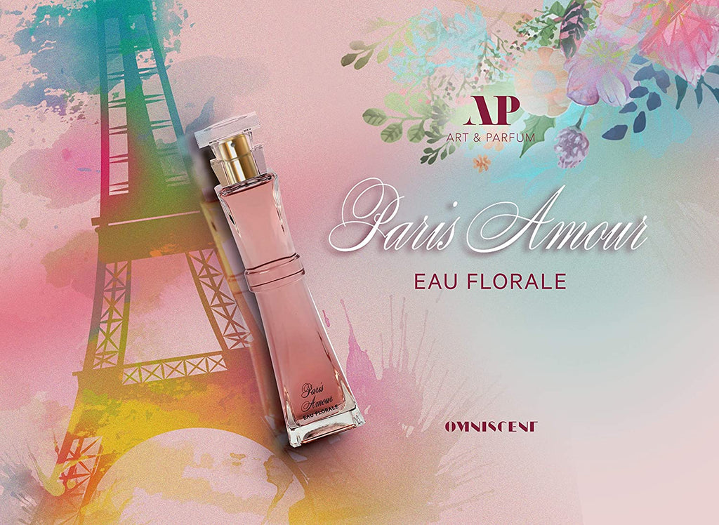 Paris Amour EAU Sensuelle Women EDP 100 mL by Art & Parfum - Intense oud