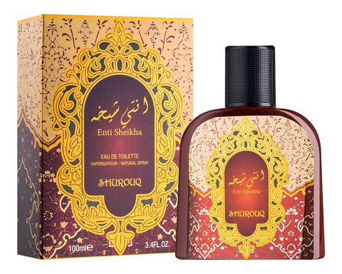 Enti Sheikha EDT- 100 ML (3.4 oz) by Shurouq