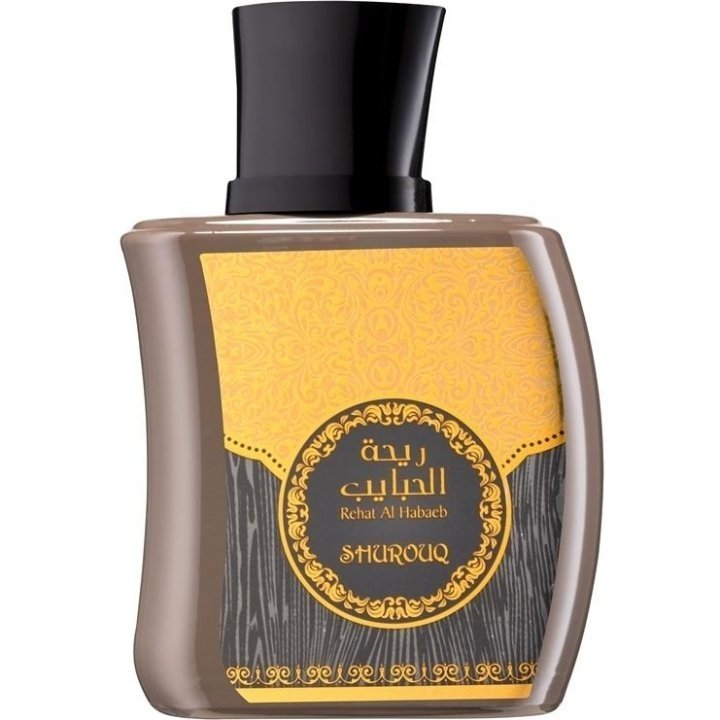 Rehat Al Habaeb EDT- 100 ML (3.4 oz) by Shurouq - Intense oud