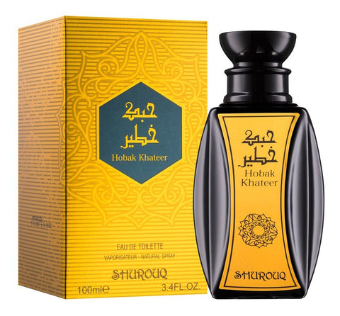 Hobak Khateer EDT- 100 ML (3.4 oz) by Shurouq