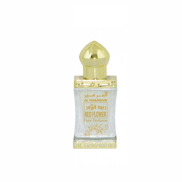 Red Flower Perfume Oil - 12 ML (0.4 oz) by Al Haramain - Intense oud