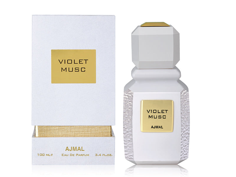 Violet Musc EDP - 100 ML (3.4 oz) by Ajmal - Intense oud