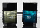 Enigma Bois Noir EDP for Men - 100 ML (3.4 oz) by Art & Parfum - Intense oud