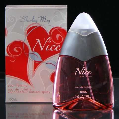 Nice for Women EDT- 100 ML (3.4 oz) by Shirley May