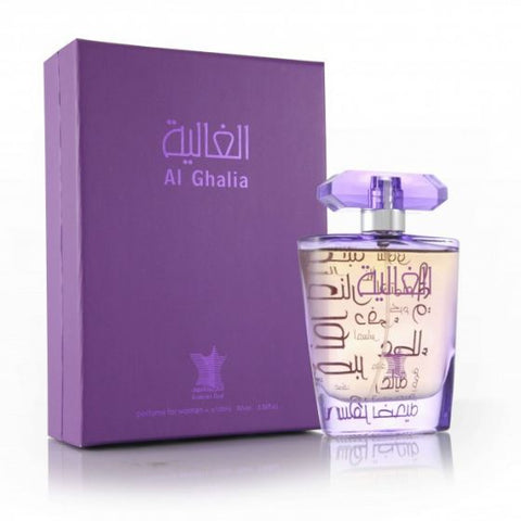 Al Ghalia EDP- 100 ML (3.4 OZ) by Arabian Oud - 100 ml