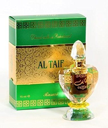 Al Taif Unsiex CPO - Concentrated Perfume Oil 15 ML (0.50 oz) by Rasasi - Intense oud