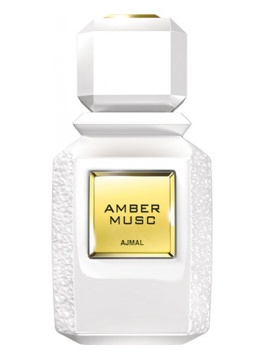 Amber Musc EDP - 100 ML (3.4 oz) by Ajmal