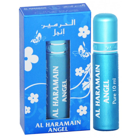 Al Haramain Angel Perfume Oil - 10 mL (0.33 oz) by Haramain - Intense oud