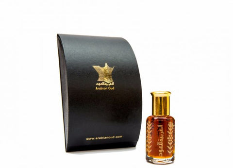 Asala Perfume Oil - 6 ML (0.2 oz) by Arabian Oud