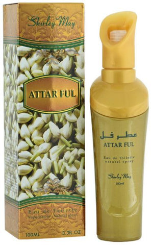 Attar Ful EDT - 100 ML (3.4 oz) by Shirley May - Intense oud