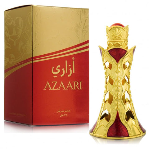 Azaari Perfume Oil - 17 ML (0.6 oz) by Khadlaj