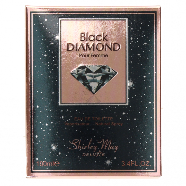 Black Diamond for Women EDT - 100 ML (3.4 oz) by Shirley May
