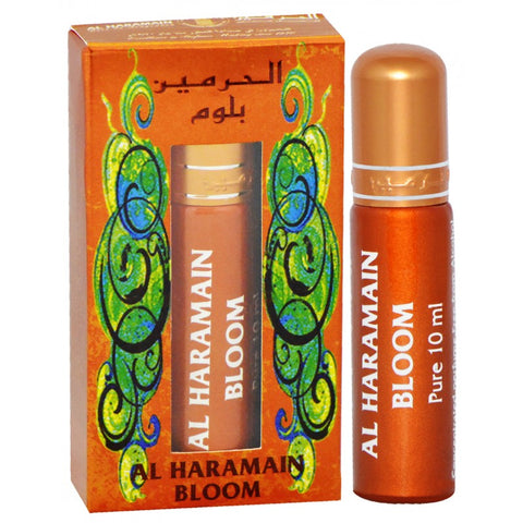 Al Haramain Bloom Perfume Oil - 10 mL (0.33 oz) by Haramain