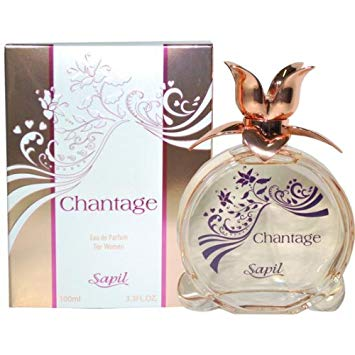 Chantage for Women EDP - 100 ML (3.4 oz) by Sapil