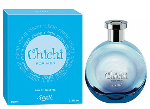Chichi for Men EDT - 100 ML (3.4 oz) by Sapil