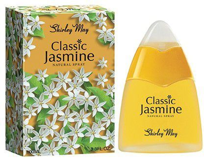 Classic Jasmine EDT - 100 ML (3.4 oz) by Shirley May - Intense oud