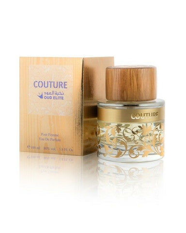 Couture Gold for Women EDP - 100 ML (3.4 oz) by Oud Elite - Intense oud
