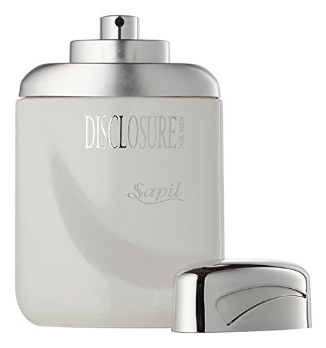 Disclosure White for Men EDT- 100 ML (3.4 oz) by Sapil - Intense oud