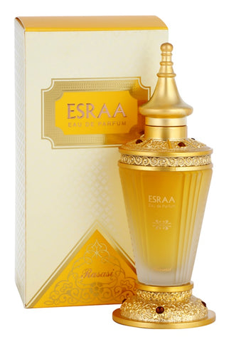 Esraa Perfume Oil - 30 ML (1.01 oz) by Rasasi