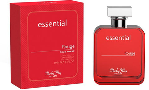 Essential Rogue for Men EDT - 100 ML (3.4 oz) by Shirley May