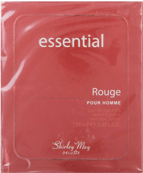 Essential Rogue for Men EDT - 100 ML (3.4 oz) by Shirley May - Intense oud
