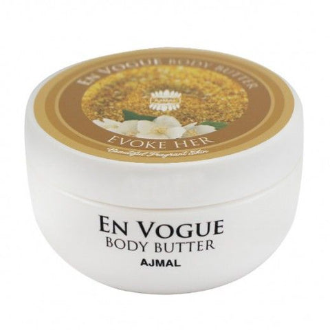 Evoke Body butter -  200 gram by Ajmal