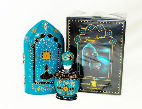 Fairouz for Women Perfume Oil - 15 ML (0.5 oz) by Arabian oud