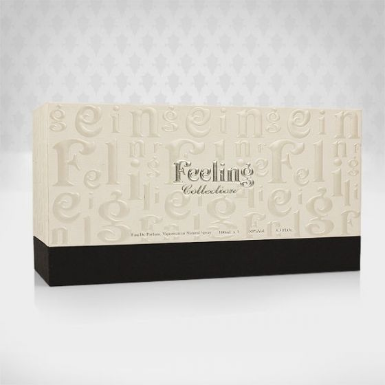 Feeling Collection Gift Set- 100 ML (3.4 oz) ea by Arabian oud