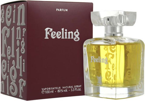 Feeling Red EDP- 100 ML (3.4 oz) by Arabian Oud